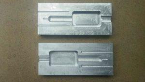 3Д резка алюминий