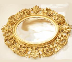 3Д фрезеровка обрамления для зеркала